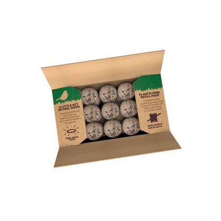 PK Natural Balance Energy Balls 50 Refill Box - image 3